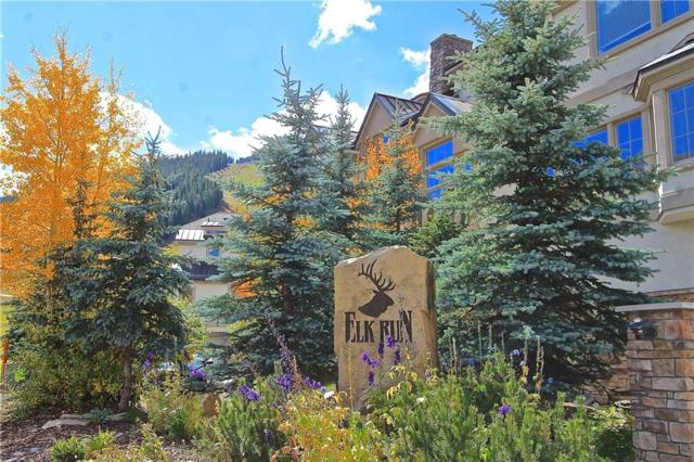 214 Wheeler Place #6, Copper Mountain, CO 80443 (MLS #S1005914) :: Colorado Real Estate Summit County, LLC