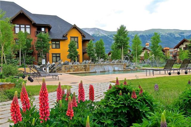 172 Beeler Place 118 C, Copper Mountain, CO 80443 (MLS #S1005992) :: The Smits Team Real Estate