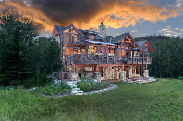 2570 Hunters Knob Road, Silverthorne, CO 80498 (MLS #S1006215) :: The Smits Team Real Estate