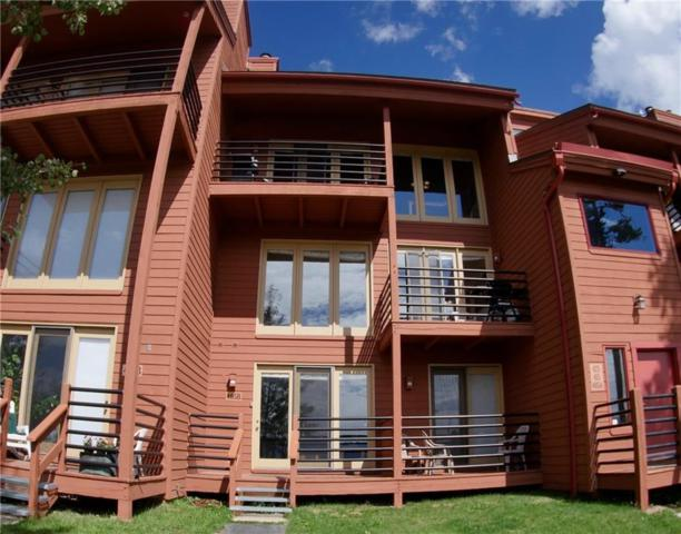 91400 Ryan Gulch Road 405B, Silverthorne, CO 80498 (MLS #S1006274) :: The Smits Team Real Estate