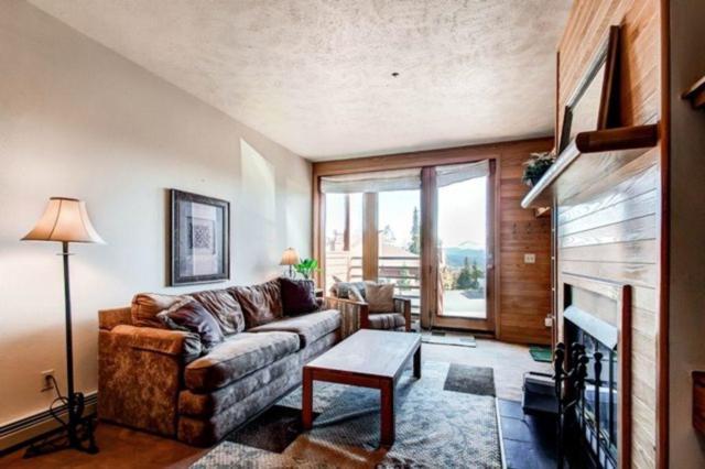 91400 Ryan Gulch Road 401B, Silverthorne, CO 80498 (MLS #S1006278) :: The Smits Team Real Estate