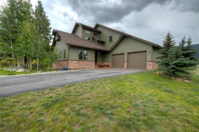 244 Soda Creek Court, Dillon, CO 80435 (MLS #S1006293) :: The Smits Team Real Estate