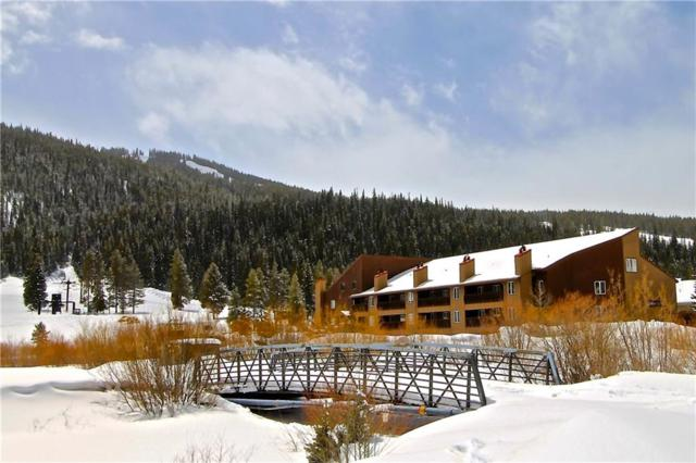 56 Uneva Place #210, Copper Mountain, CO 80443 (MLS #S1006351) :: The Smits Team Real Estate