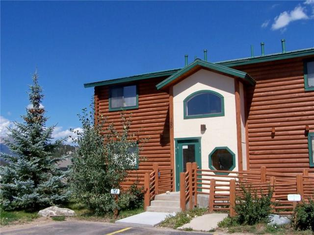 100 Cove Boulevard G, Dillon, CO 80435 (MLS #S1006354) :: The Smits Team Real Estate