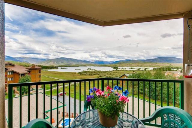 980 Lakepoint Drive #606, Frisco, CO 80443 (MLS #S1006365) :: The Smits Team Real Estate