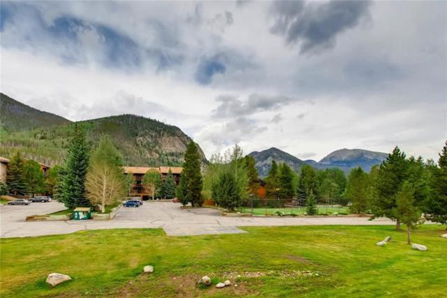 620 S 7th Avenue S #157, Frisco, CO 80443 (MLS #S1006381) :: The Smits Team Real Estate