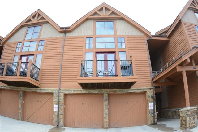 67 Antlers Gulch Road #204, Dillon, CO 80435 (MLS #S1006398) :: The Smits Team Real Estate