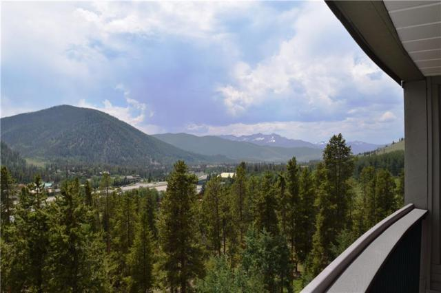 22097 Us Hwy 6 #2533, Keystone, CO 80435 (MLS #S1006399) :: The Smits Team Real Estate