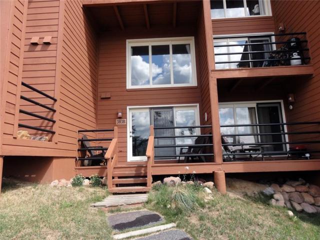 91300 Ryan Gulch Road 303B, Silverthorne, CO 80498 (MLS #S1006420) :: The Smits Team Real Estate