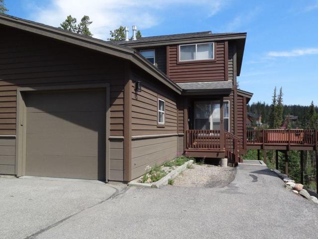 17 Twenty Grand Court #17, Silverthorne, CO 80498 (MLS #S1006423) :: Colorado Real Estate Summit County, LLC