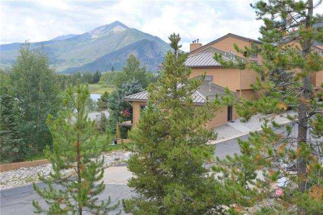 1610 Lakeview Terrace #1600, Frisco, CO 80443 (MLS #S1006430) :: The Smits Team Real Estate