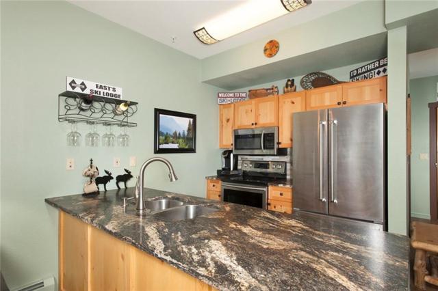 17 Lake Ridge Circle #1828, Keystone, CO 80435 (MLS #S1006442) :: The Smits Team Real Estate