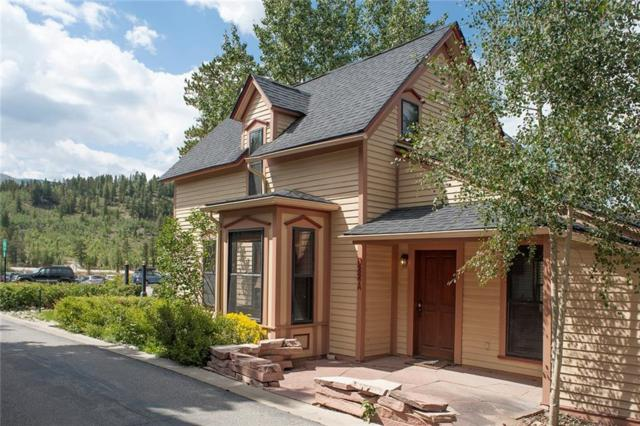 322 N Main Street A, Breckenridge, CO 80424 (MLS #S1006445) :: The Smits Team Real Estate