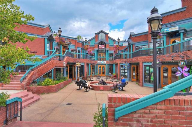 100 N Main Street N #202, Breckenridge, CO 80424 (MLS #S1006475) :: The Smits Team Real Estate
