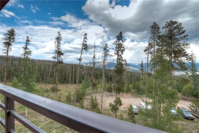 89310 Ryan Gulch Road #303, Silverthorne, CO 80498 (MLS #S1006476) :: Colorado Real Estate Summit County, LLC