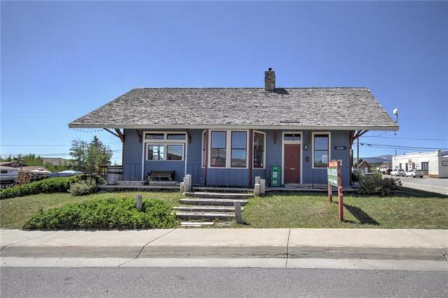 601 Main Street #1, Fairplay, CO 80440 (MLS #S1006478) :: The Smits Team Real Estate