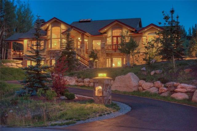 2140 Hunters Knob Road, Silverthorne, CO 80498 (MLS #S1006505) :: The Smits Team Real Estate