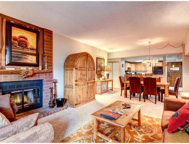 555 S Park Avenue #2205, Breckenridge, CO 80424 (MLS #S1006506) :: The Smits Team Real Estate