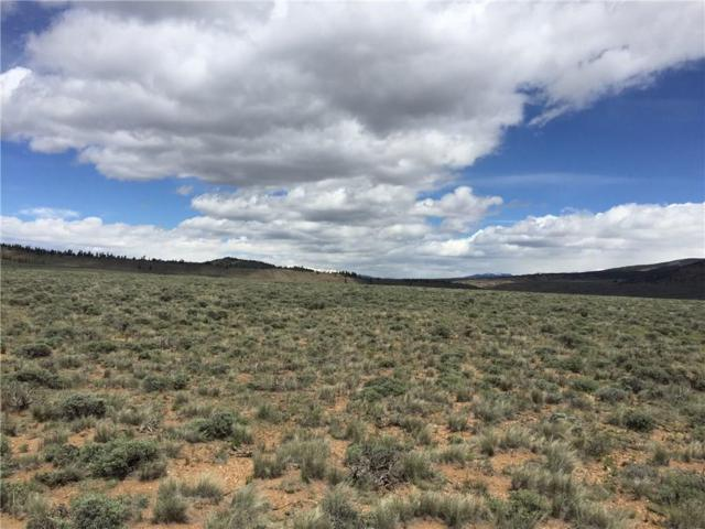 Parcel 13 Trct 6 E. E. Hill, Leadville, CO 80461 (MLS #S1006538) :: Colorado Real Estate Summit County, LLC