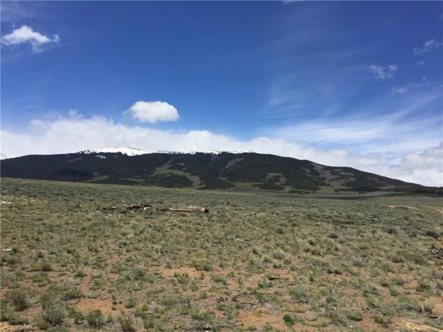 Parcel 11 Trct 10 E. E. Hill, Leadville, CO 80461 (MLS #S1006539) :: Colorado Real Estate Summit County, LLC