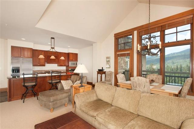 280 Trailhead Drive #3045, Keystone, CO 80435 (MLS #S1006572) :: The Smits Team Real Estate