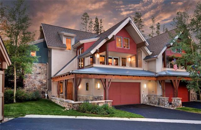 52 Westridge Road #52, Breckenridge, CO 80424 (MLS #S1006672) :: Colorado Real Estate Summit County, LLC