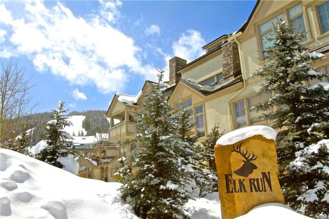 204 Wheeler Place #2, Copper Mountain, CO 80443 (MLS #S1006722) :: Colorado Real Estate Summit County, LLC