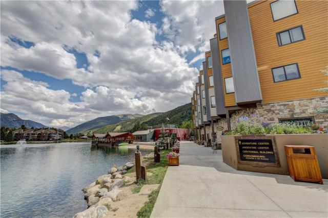 167 Argentine Court #1435, Keystone, CO 80435 (MLS #S1006725) :: Colorado Real Estate Summit County, LLC
