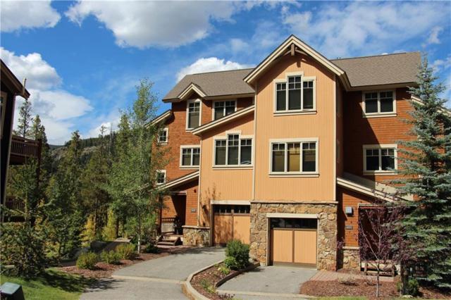 120 Tip Top Trail #6539, Keystone, CO 80435 (MLS #S1006738) :: Colorado Real Estate Summit County, LLC