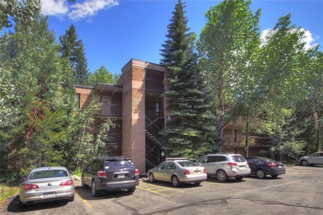 222 Creekside Drive #202, Frisco, CO 80443 (MLS #S1006740) :: Colorado Real Estate Summit County, LLC