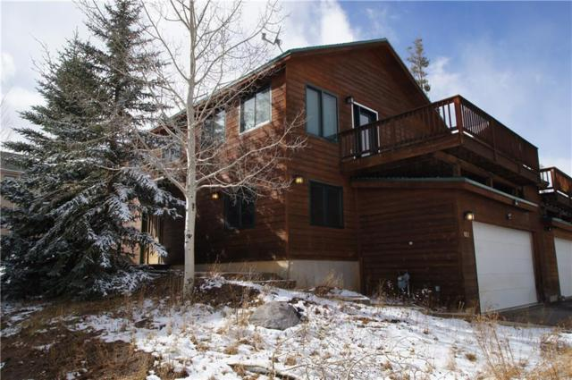 102 Twenty Grand Drive, Silverthorne, CO 80498 (MLS #S1006752) :: Colorado Real Estate Summit County, LLC