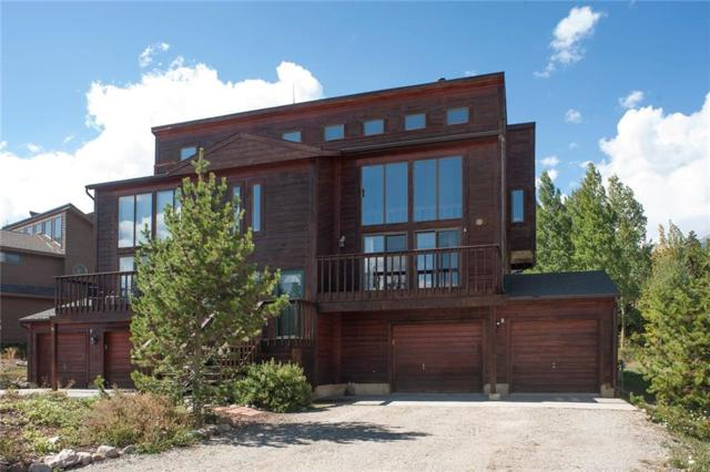 31 Buffalo Drive, Silverthorne, CO 80498 (MLS #S1006766) :: Colorado Real Estate Summit County, LLC