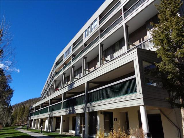 22097 Us Hwy 6 #2500, Keystone, CO 80435 (MLS #S1006771) :: Colorado Real Estate Summit County, LLC