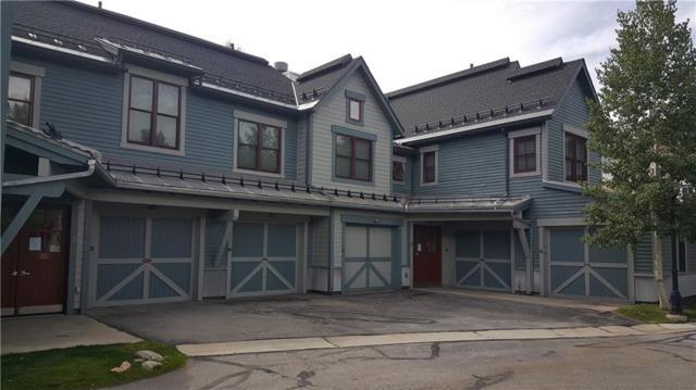 680 S Main Street S #19, Breckenridge, CO 80424 (MLS #S1006774) :: Colorado Real Estate Summit County, LLC