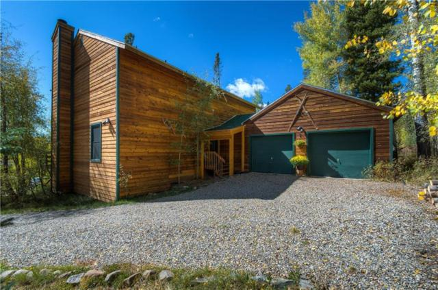 73 Elk Thistle Drive, Silverthorne, CO 80498 (MLS #S1006792) :: Colorado Real Estate Summit County, LLC
