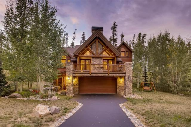 115 Rose Crown Circle, Frisco, CO 80443 (MLS #S1006802) :: Colorado Real Estate Summit County, LLC