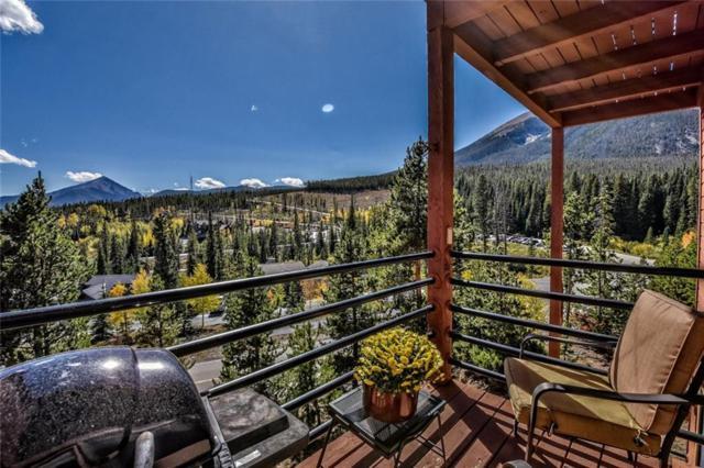 91500 Ryan Gulch Road #515, Silverthorne, CO 80498 (MLS #S1006803) :: Colorado Real Estate Summit County, LLC