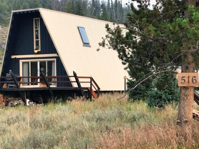 516 Lake View Circle, Breckenridge, CO 80424 (MLS #S1006806) :: Colorado Real Estate Summit County, LLC