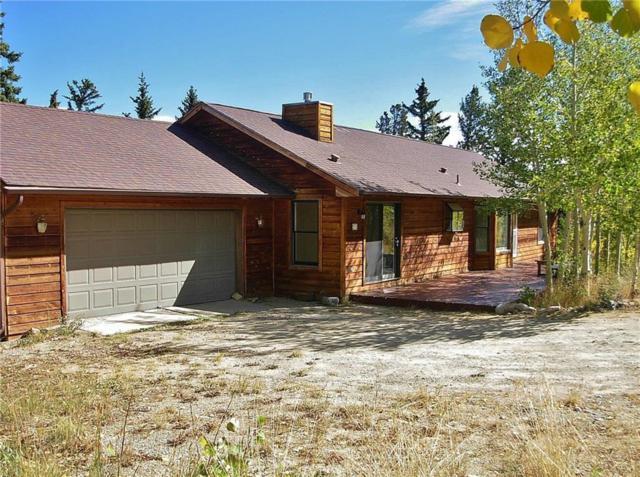 271 Sheep Ridge Road, Fairplay, CO 80440 (MLS #S1006816) :: Colorado Real Estate Summit County, LLC