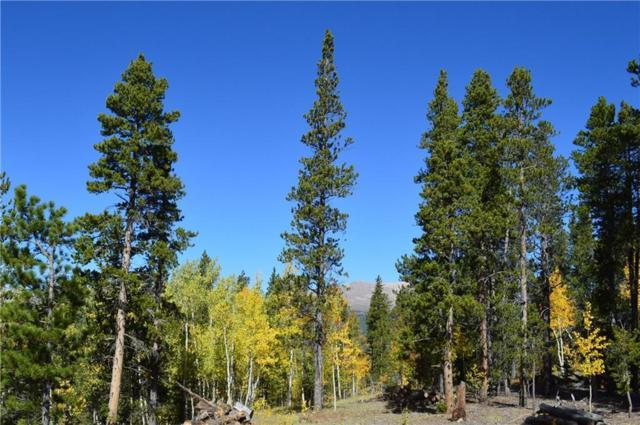 tbd Glacier Ridge Road, Alma, CO 80420 (MLS #S1006821) :: Colorado Real Estate Summit County, LLC