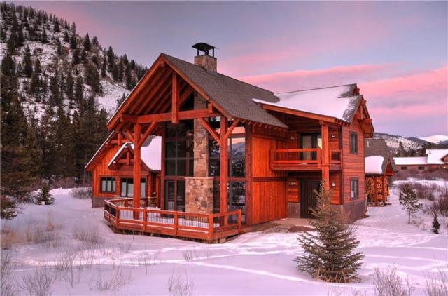 91 Kimball Place, Breckenridge, CO 80424 (MLS #S1006826) :: The Smits Team Real Estate