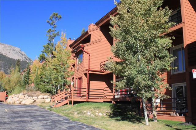 91200 Ryan Gulch Road #205, Silverthorne, CO 80498 (MLS #S1006891) :: Colorado Real Estate Summit County, LLC