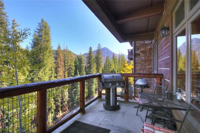 224 Trailhead Drive #3069, Keystone, CO 80435 (MLS #S1006928) :: The Smits Team Real Estate