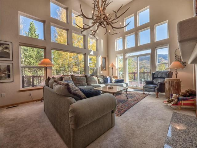 309 Red Hawk Circle, Silverthorne, CO 80498 (MLS #S1006929) :: Colorado Real Estate Summit County, LLC