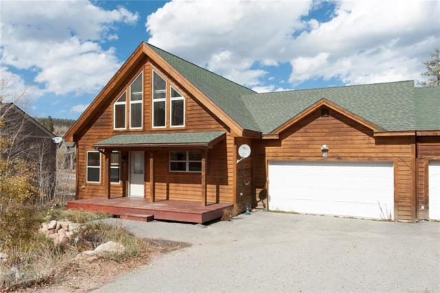46 Poplar Circle, Silverthorne, CO 80498 (MLS #S1006939) :: Colorado Real Estate Summit County, LLC