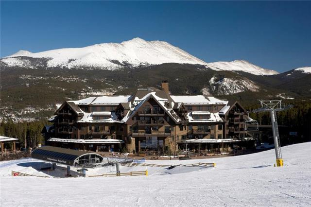 1891 Ski Hill Road #7305, Breckenridge, CO 80424 (MLS #S1006955) :: The Smits Team Real Estate