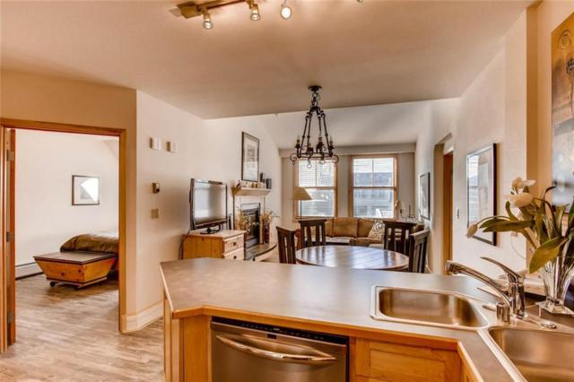 140 Ida Belle Drive #8307, Keystone, CO 80435 (MLS #S1006989) :: The Smits Team Real Estate