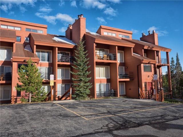 91100 Ryan Gulch Road #122, Wildernest, CO 80498 (MLS #S1007009) :: Colorado Real Estate Summit County, LLC