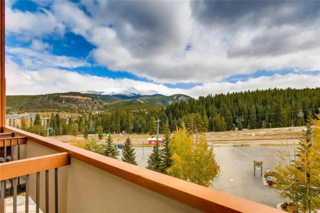601 Village Road #15080, Breckenridge, CO 80424 (MLS #S1007012) :: Colorado Real Estate Summit County, LLC