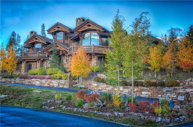 216 Peerless Drive, Breckenridge, CO 80424 (MLS #S1007041) :: The Smits Team Real Estate